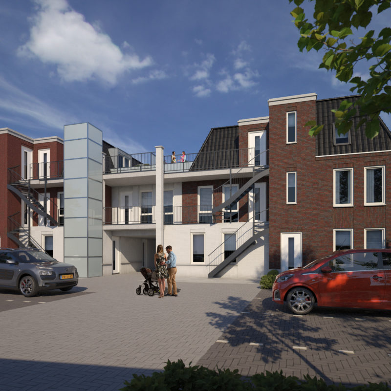 Berlicum Hoogstraat Exterieur Cam 02